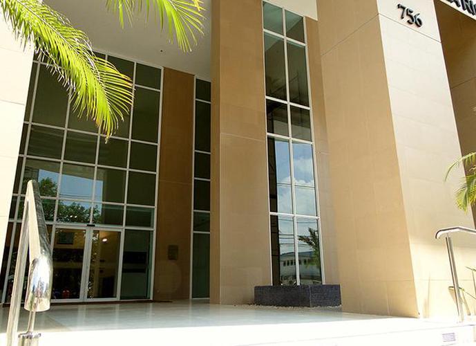 Conjunto em Boqueirão/SP de 44m² para locação R$ 2.200,00/mes