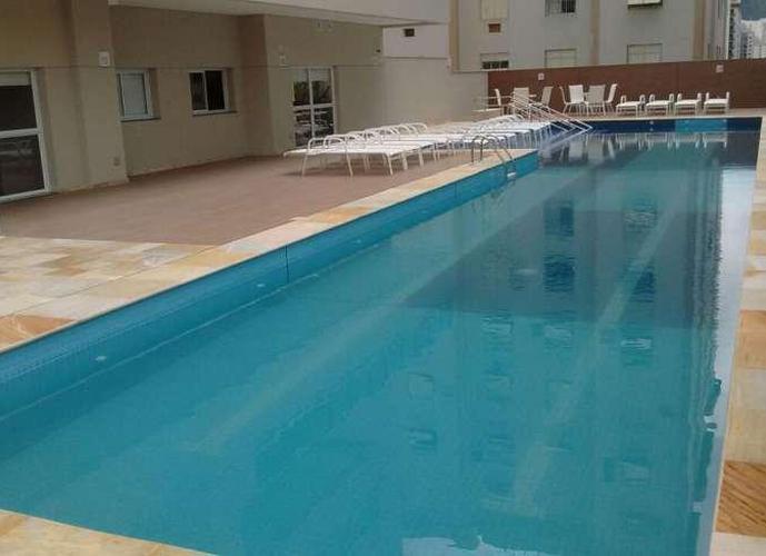Apartamento em Campo Grande/SP de 64m² 2 quartos a venda por R$ 394.000,00