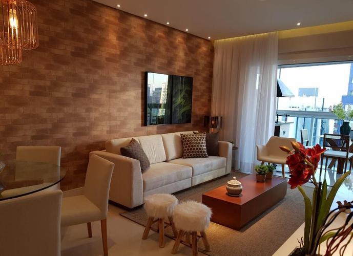 Apartamento em Boqueirão/SP de 122m² 3 quartos a venda por R$ 1.130.000,00