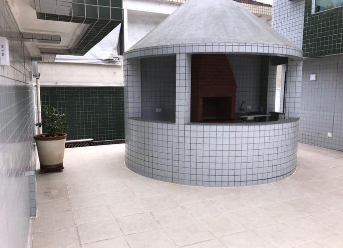 Apartamento Triplex em Embaré/SP de 137m² 2 quartos a venda por R$ 525.000,00