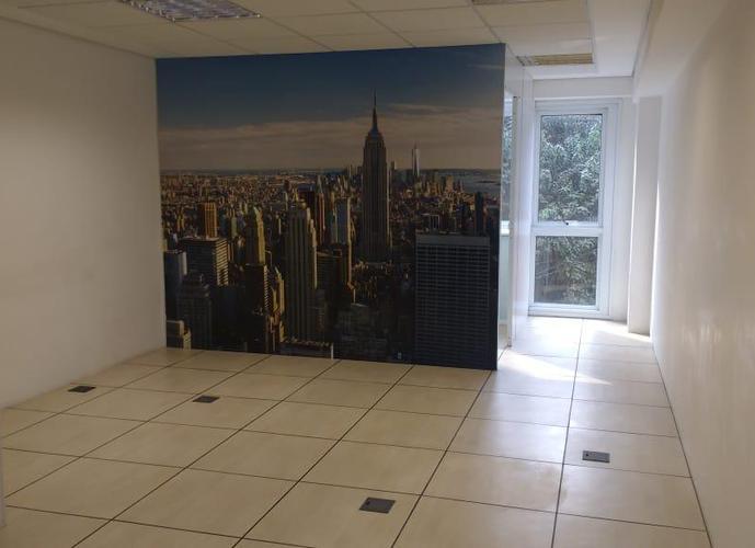 Sala em The Square/SP de 37m² para locação R$ 1.400,00/mes