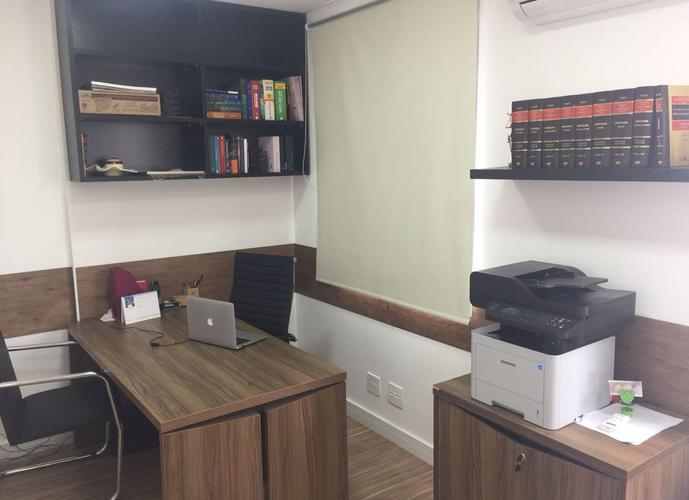 Sala em Taboão Da Serra/SP de 36m² a venda por R$ 277.000,00