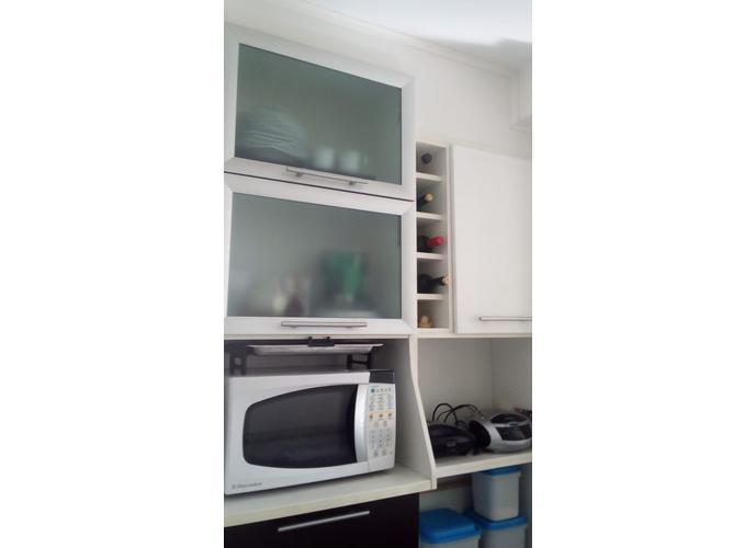 Apartamento em Vila Palmares/SP de 57m² 3 quartos a venda por R$ 285.000,00