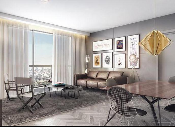 Apartamento em Vila Madalena/SP de 57m² 1 quartos a venda por R$ 635.000,00