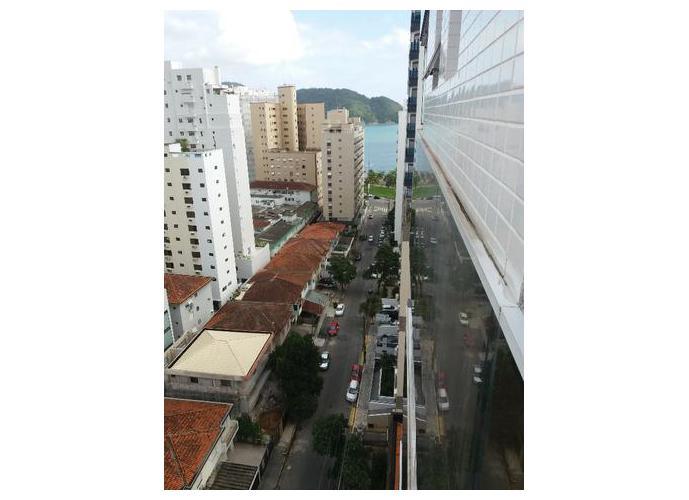 Apartamento em Ponta Da Praia/SP de 62m² 1 quartos para locação R$ 1.900,00/mes