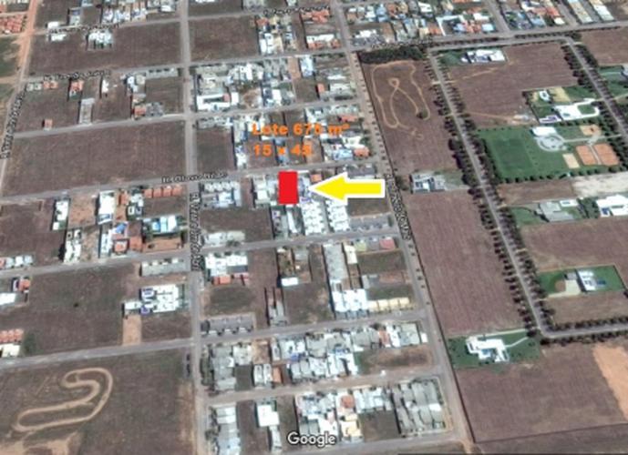 Terreno em Jardim Paraíso Fase 3/BA de 675m² a venda por R$ 100.000,00