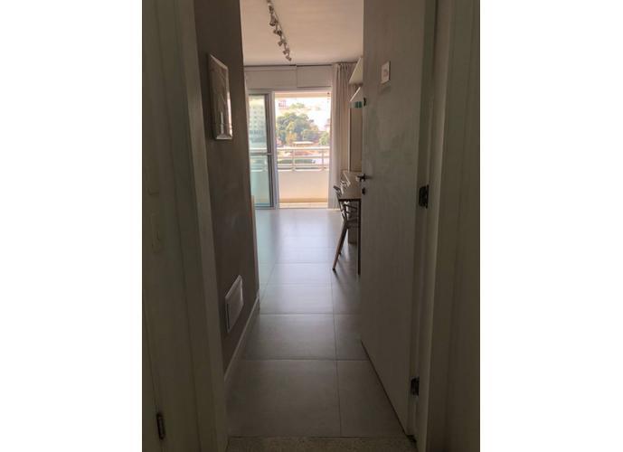 Apartamento em Vila Anglo Brasileira/SP de 42m² 1 quartos a venda por R$ 550.000,00 ou para locação R$ 3.000,00/mes