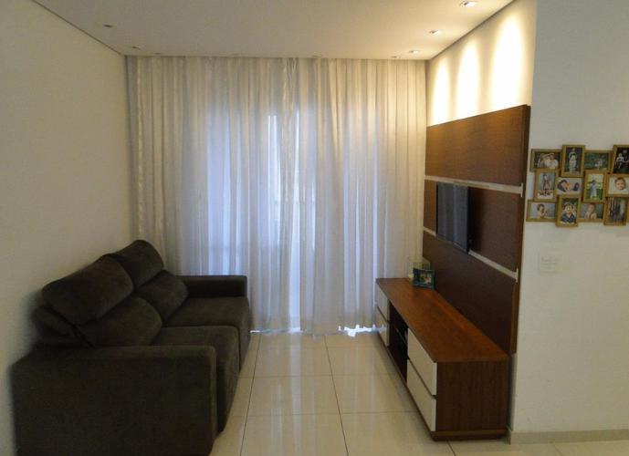 Apartamento em Ponta Da Praia/SP de 77m² 3 quartos para locação R$ 2.800,00/mes