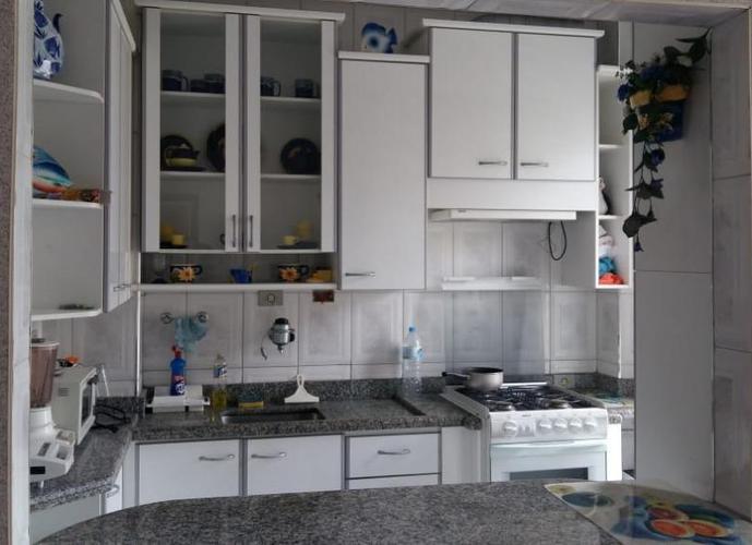 Apartamento em José Menino/SP de 50m² 1 quartos para locação R$ 1.200,00/mes