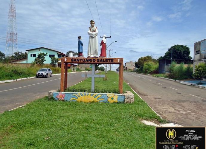 Nossa Senhora da Salete - Mansões Recanto da Serra - Lote a Venda no bairro Mansões Recanto Das Serra - Caldas Novas, GO - Ref: YU20559