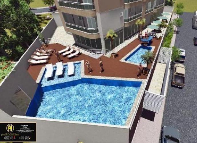 Apartamento Parcelado ao lado do clube Di Roma - Apartamento a Venda no bairro Vila Olegário Pinto - Caldas Novas, GO - Ref: YU41868