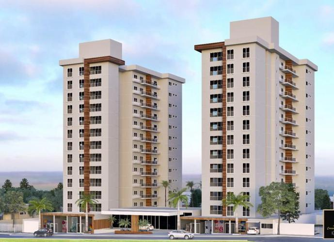 Apartamentos Parcelados na planta 1 quarto em Caldas Novas - Apartamento a Venda no bairro Jardim Belvedere - Caldas Novas, GO - Ref: YH32844