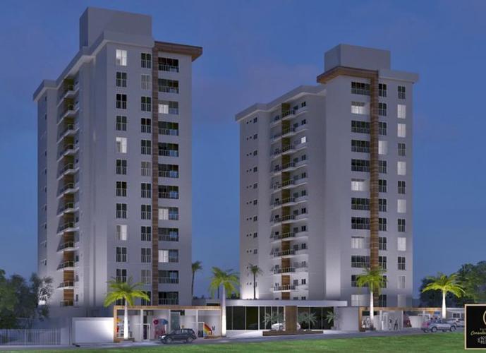 Apartamentos Parcelados Himalaia Residence - Caldas Novas - Empreendimento - Apartamentos a Venda no bairro Jardim Belvedere - Caldas Novas, GO - Ref: YH26940