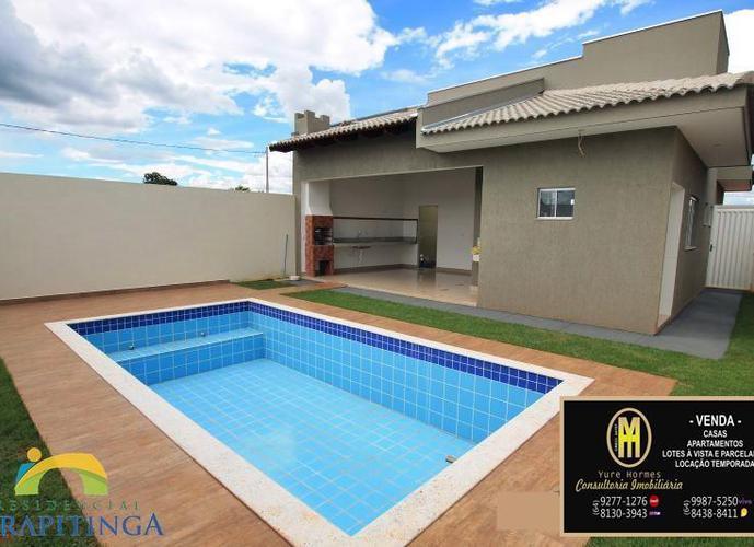 Residencial Pirapitinga - Casa em Condomínio a Venda no bairro Lagoa Quente - Caldas Novas, GO - Ref: YH27011