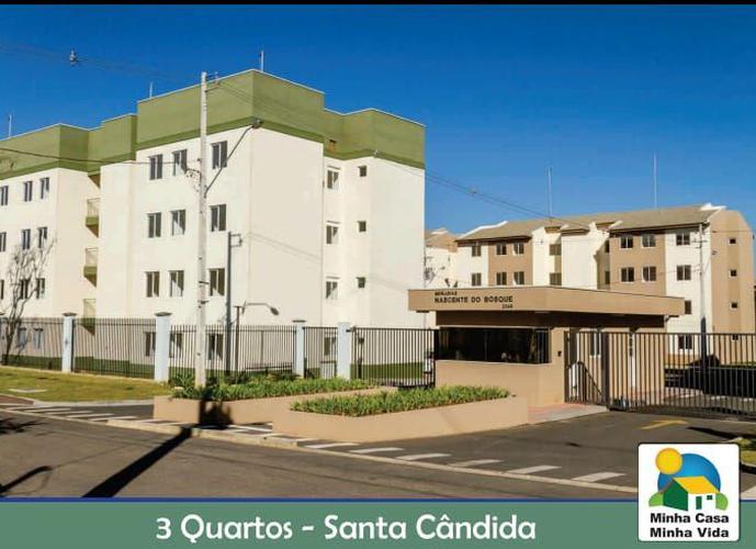 Moradias Nascente do Bosque - Apartamento a Venda no bairro Santa Cândida - Curitiba, PR - Ref: DR22353