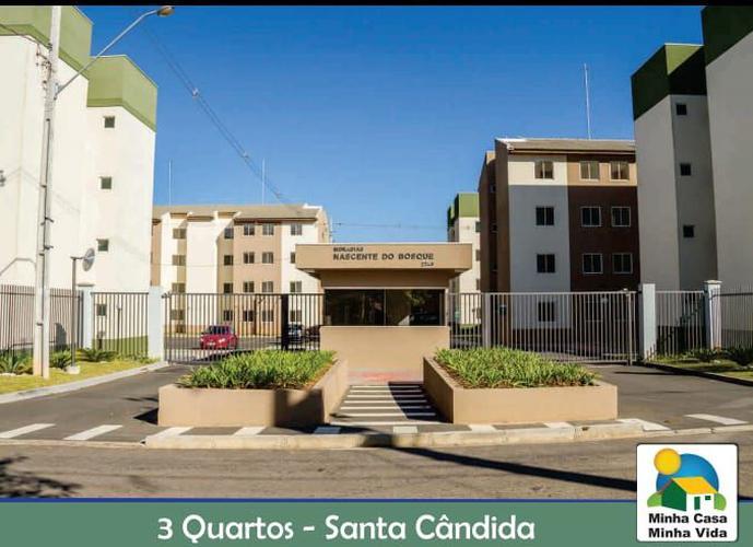 Moradias Nascente do Bosque - Apartamento a Venda no bairro Santa Cândida - Curitiba, PR - Ref: DR78762