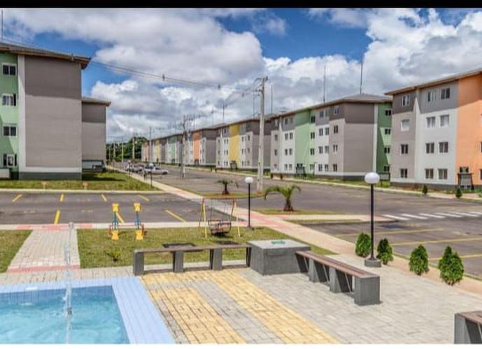 Residencial Rio Jupurá - Apartamento a Venda no bairro Roça Grande - Colombo, PR - Ref: DR11247