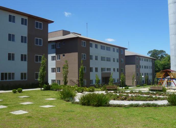Residencial Arauna - Apartamento a Venda no bairro Cidade Industrial - Curitiba, PR - Ref: DR52167