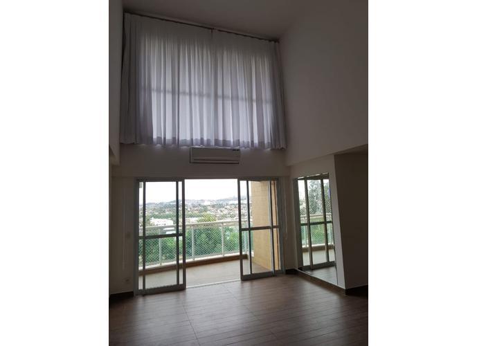 Apartamento para Aluguel no bairro Alphaville - Santana de Parnaíba, SP - Ref: 0109