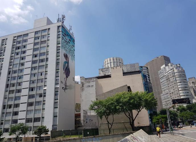 CONSOLAÇÃO - Apartamento a Venda no bairro Vila Buarque - São Paulo, SP - Ref: BE1452