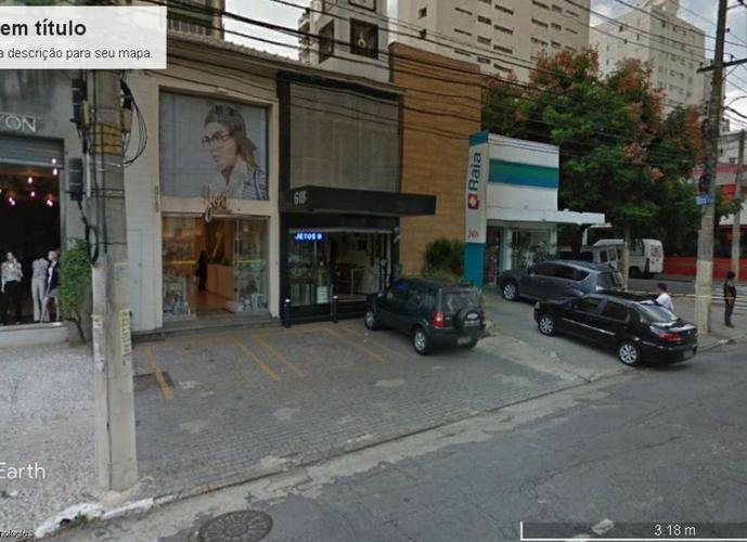Prédio Comercial - 2 lojas com Renda - Prédio a Venda no bairro Vila Nova Conceição - São Paulo, SP - Ref: BE1453
