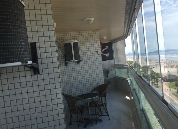 PRAIA GRANDE - Apartamento a Venda no bairro Caiçara - Praia Grande, SP - Ref: BE1461
