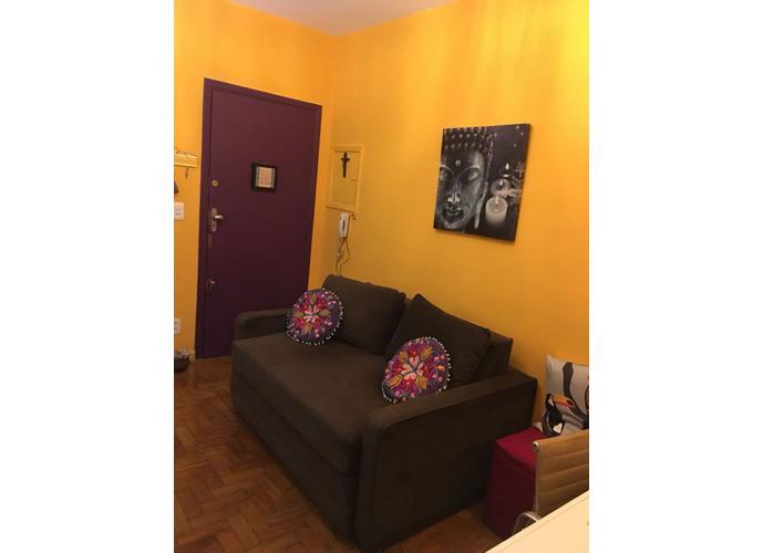 Consolação - Metro Mackenzie - Apartamento a Venda no bairro Consolação - São Paulo, SP - Ref: BE1549