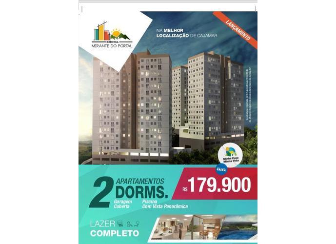 Mirante do Portal - Cajamar - Apartamento a Venda no bairro Ipês ( Polvilho ) - Cajamar, SP - Ref: DE10505