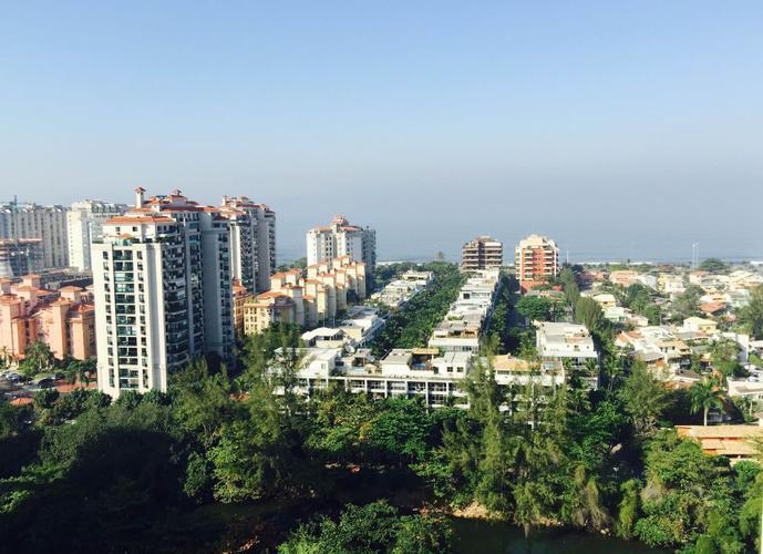 Vista Livre Sol da Manhã - Apartamento a Venda no bairro Barra da Tijuca - Rio de Janeiro, RJ - Ref: JACAN1906