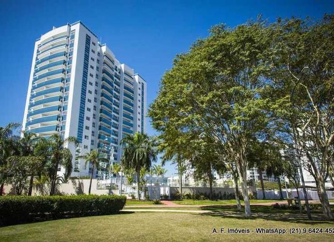 In Side - Apartamento Alto Padrão a Venda no bairro Barra da Tijuca - Rio de Janeiro, RJ - Ref: AF-162