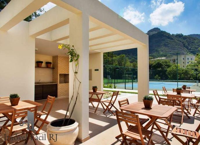 Apartamento a Venda no bairro Jacarepaguá - Rio de Janeiro, RJ - Ref: AF-161