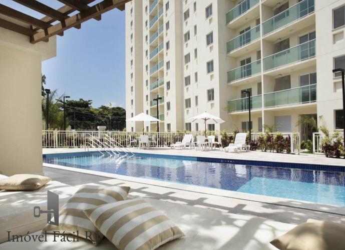 Apartamento a Venda no bairro Jacarepaguá - Rio de Janeiro, RJ - Ref: AF-149