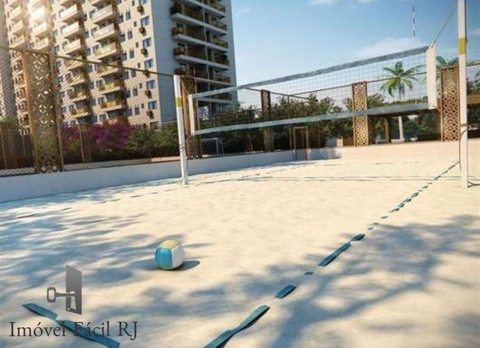 Apartamento a Venda no bairro Jacarepaguá - Rio de Janeiro, RJ - Ref: AF-136