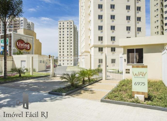 Apartamento a Venda no bairro Jacarepaguá - Rio de Janeiro, RJ - Ref: AF-113