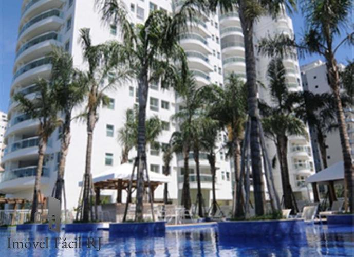 Apartamento a Venda no bairro Barra da Tijuca - Rio de Janeiro, RJ - Ref: AF-110