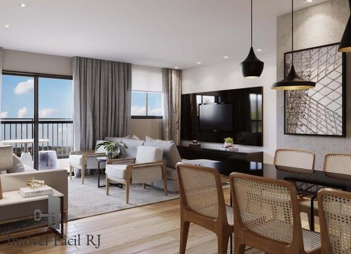 Apartamento a Venda no bairro Cachambi - Rio de Janeiro, RJ - Ref: AF-107