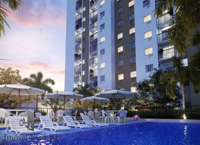 Apartamento a Venda no bairro Rocha - Rio de Janeiro, RJ - Ref: AF-098