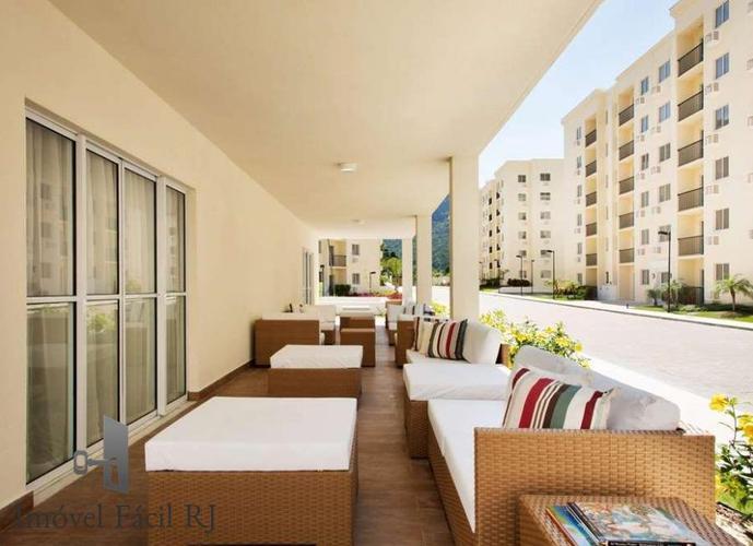 Apartamento a Venda no bairro Jacarepaguá - Rio de Janeiro, RJ - Ref: AF-094