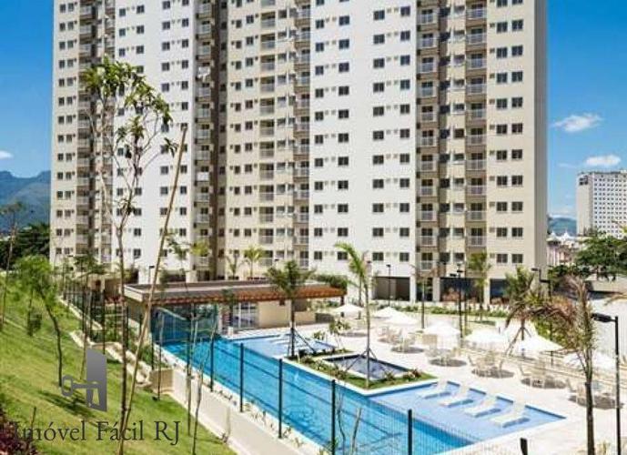 Apartamento a Venda no bairro Del Castilho - Rio de Janeiro, RJ - Ref: AF-092