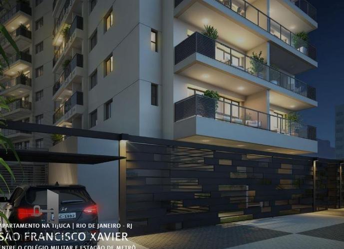 Apartamento a Venda no bairro Tijuca - Rio de Janeiro, RJ - Ref: AF-041