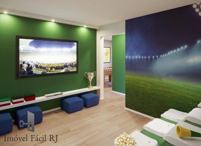 Apartamento a Venda no bairro Taquara - Rio de Janeiro, RJ - Ref: AF-036