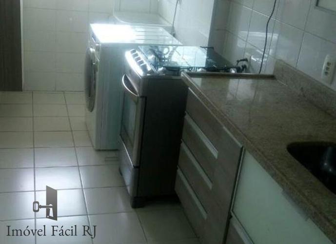 Apartamento a Venda no bairro Cachambi - Rio de Janeiro, RJ - Ref: AF-033