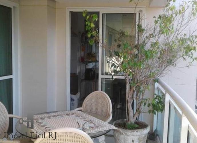 Apartamento a Venda no bairro Barra da Tijuca - Rio de Janeiro, RJ - Ref: AF-032