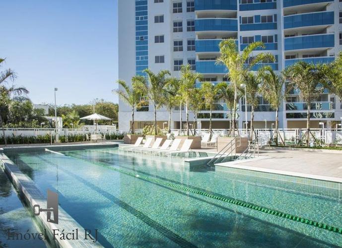 Apartamento a Venda no bairro Barra da Tijuca - Rio de Janeiro, RJ - Ref: AF-028
