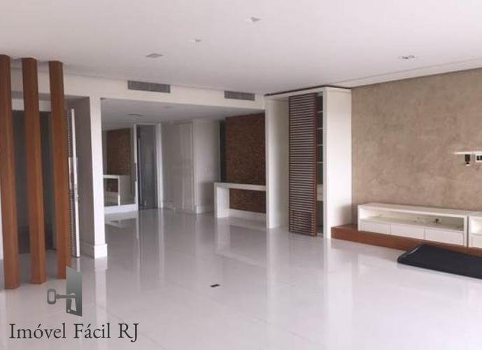 Apartamento a Venda no bairro Barra da Tijuca - Rio de Janeiro, RJ - Ref: AF-024