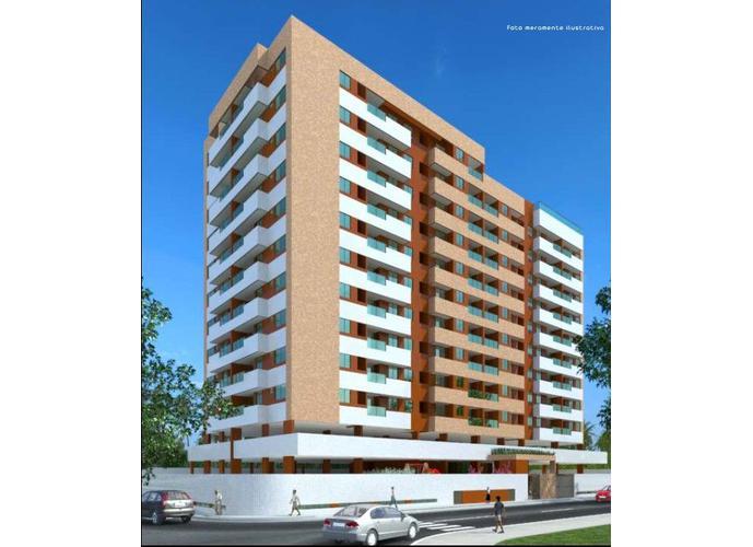 Apartamentos 02 a 03 Quartos com Varanda, na Ponta Verde! - Apartamento a Venda no bairro Ponta Verde - Maceió, AL - Ref: PI33788
