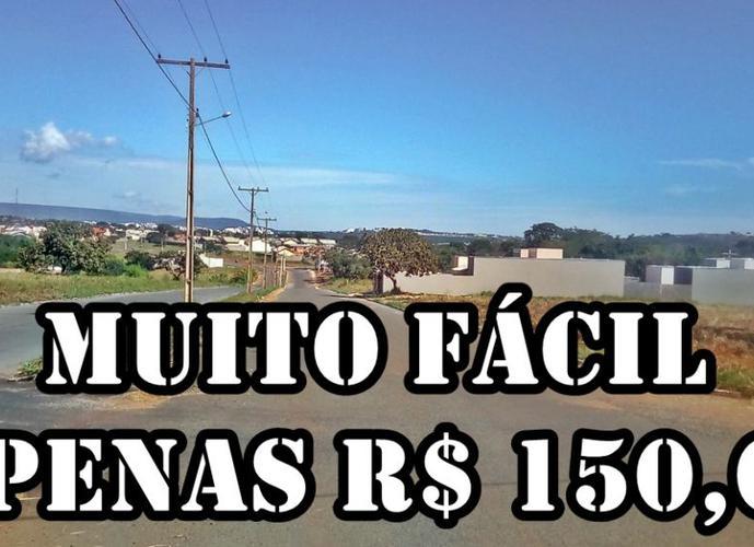Lotes na Promissória Parcelamento Fácil - Sítio a Venda no bairro Caldas Novas - Caldas Novas, GO - Ref: YH31486