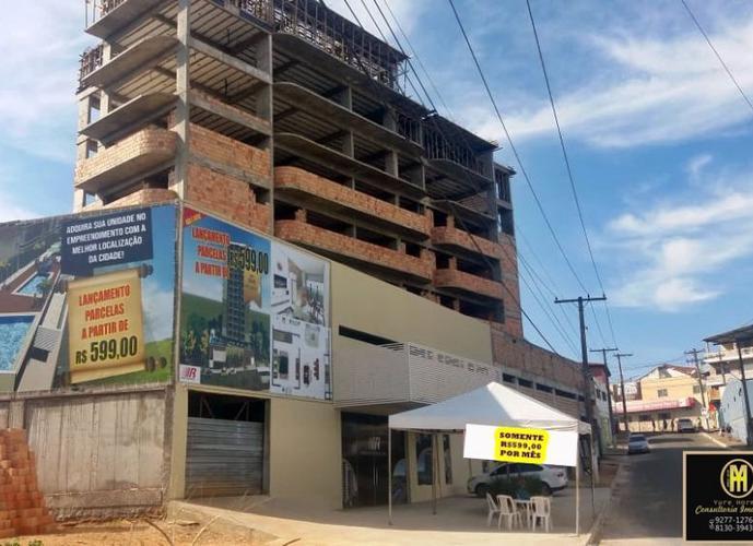 Apartamento Parcelado ao lado do clube Di Roma - Apartamento a Venda no bairro Vila Olegário Pinto - Caldas Novas, GO - Ref: YH57739