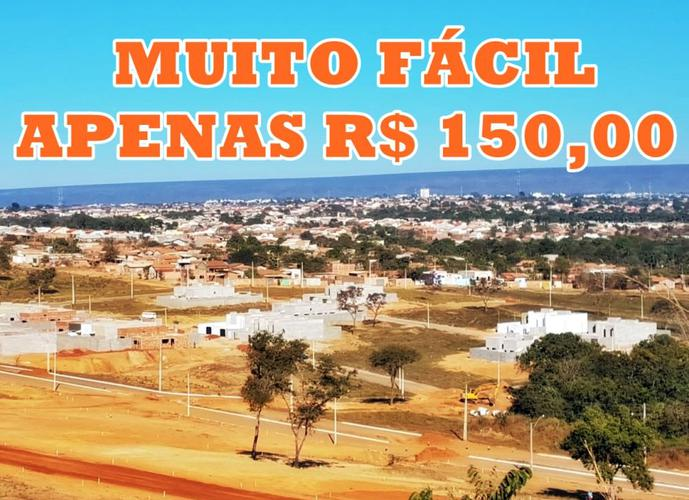 Lotes na promissoria parcelados no boleto também - Sítio a Venda no bairro Centro - Caldas Novas, GO - Ref: YH89681