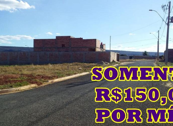 Lotes Parcelados prontos para construir - Sítio a Venda no bairro Varios Setores - Caldas Novas, GO - Ref: YH89790